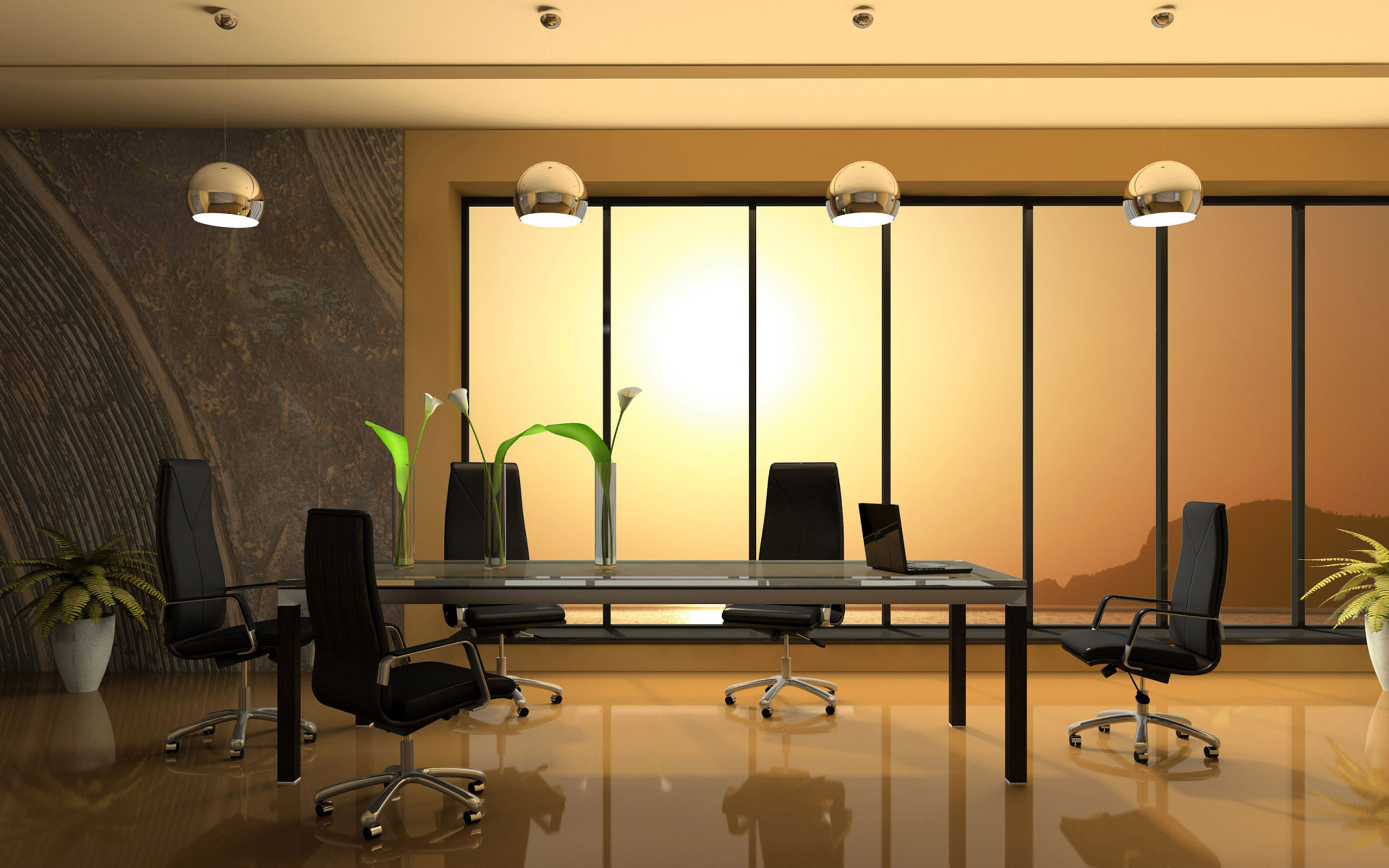 Modern Office Interior Design Ideas