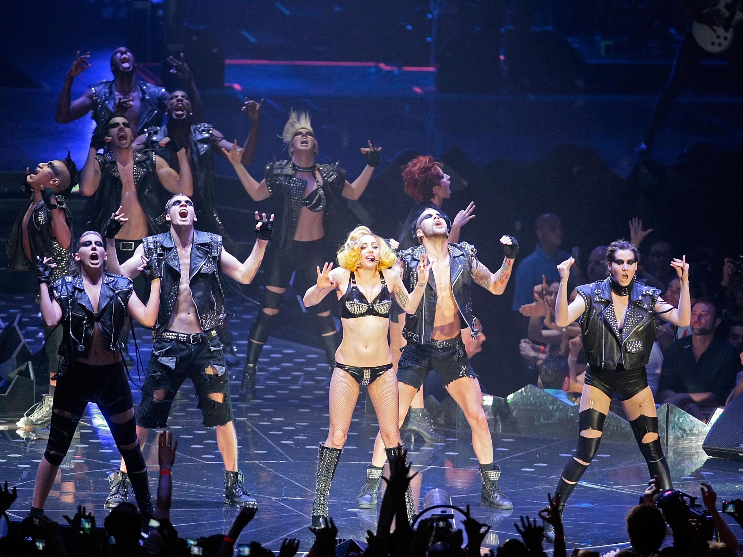 Lady Gaga Plana Moldes