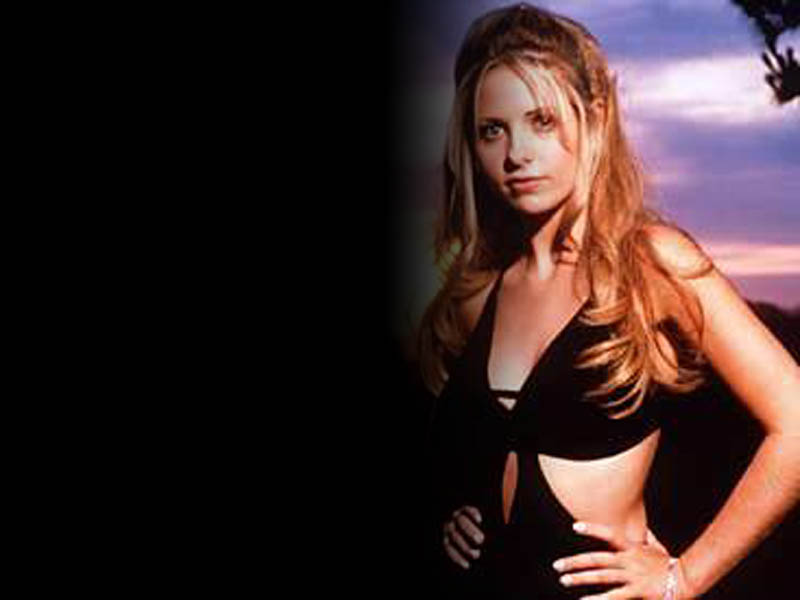 sarah michelle gellar hair color. Sarah Michelle Gellar